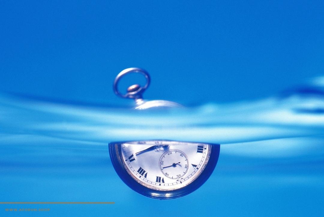 ...kaj dejansko pomeni vodotesnost ure?