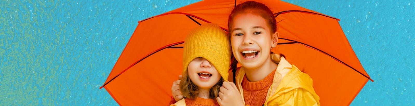 Otroški dežniki