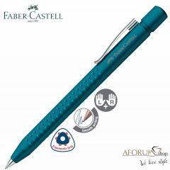 "Kemični svinčnik Faber-Castell ""Grip 2011"" Petrol AFORUM.shop®"