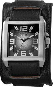 Moška ročna ura Just 48-S10302-BK
