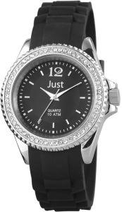 Ženska ročna ura Just 48-S3858-BK ( - S - M velikost)