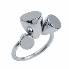 Ženski prstan Alfex Moments 5528R4