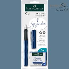 """Nalivno pero Faber-Castell """"Grip 2010"""" (set) AFORUM.shop®"""
