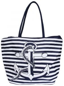 Ženska torba za na plažo Akzent A0441