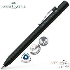 "Kemični svinčnik Faber-Castell ""Grip 2011, XB"" Black AFORUM.shop®"