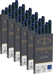 bombice PARKER, 5/1 modra  ( set 6*5 = 30 kom) aforum.shop®