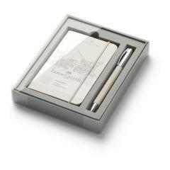 """Darilni komplet Faber-Castell """"OpArt - White Sand"""""""