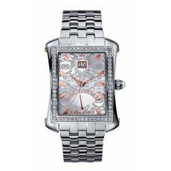 """Moška ročna ura Marc Ecko """"The Royal Silver"""" E15069G1"""