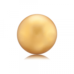 Engelsrufer - zlata zveneča kroglica ERS-09