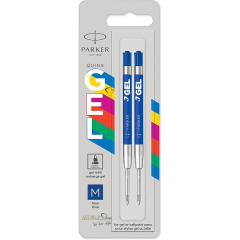 """GEL refil za kemični svinčnik PARKER® ( M )  """"MODER"""" AFORUM.shop®"""