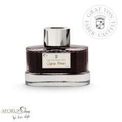 Črnilo Graf von Faber-Castell, 1077 Cognac Brown AFORUM.shop®