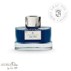 Črnilo Graf von Faber-Castell, 1056 Gulf Blue AFORUM.shop®