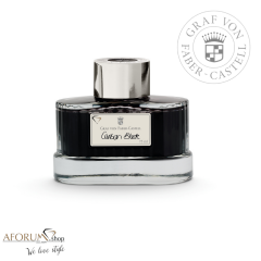 Črnilo Graf von Faber-Castell, 1090 Carbon Black AFORUM.shop®