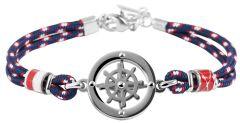 """Men's bracelet - Akzent """"krmilo"""" A504101"""