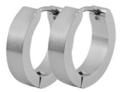 Men's steel earrings Akzent A505282