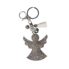 """Obesek za ključe ali torbico """"angel"""" Carissimi C06402"""