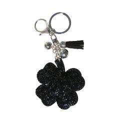 """Obesek za ključe ali torbico """"štiriperesna detelja"""" Carissimi C06404"""