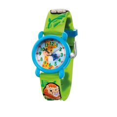 Otroška ročna ura Herzengel živalski vrt HEWA-ZOO I AFORUM.shop